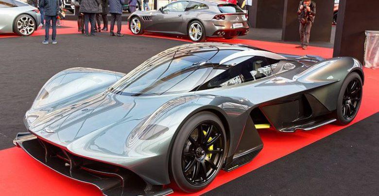 5 voitures parmi les plus ch res du monde en 2018. Black Bedroom Furniture Sets. Home Design Ideas