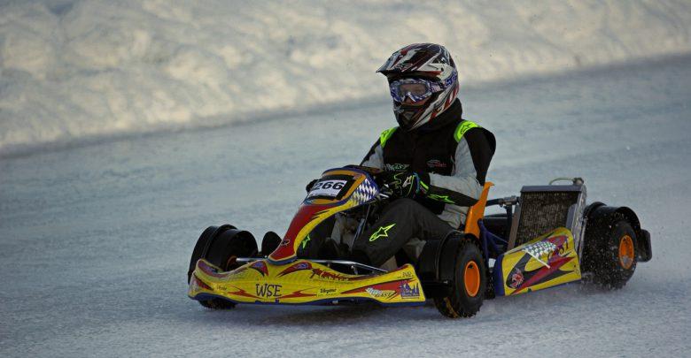 pour l/'int/érieur et l/'ext/érieur Tenue de karting pour enfant