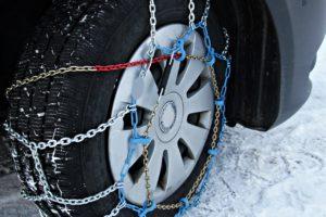 chaine à neige